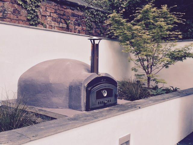 Piec chlebowy i do pizzy Pompei